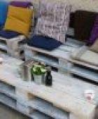 Ein Trend setzt sich durch – Palettenlösungen für Garten und Balkon
