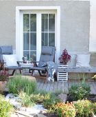 Garten sinnvoll nutzen für mehr Lebensqualität - Terrassenbau